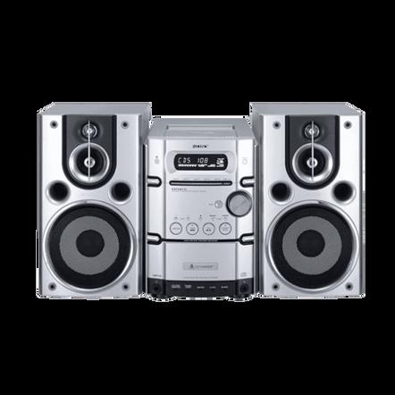 5 Disc Micro Hifi System, , hi-res