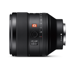 Full Frame E-Mount FE 85mm F1.4 G Master Lens, , hi-res