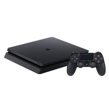PlayStation4 Slim 1TB Console (Black), , hi-res
