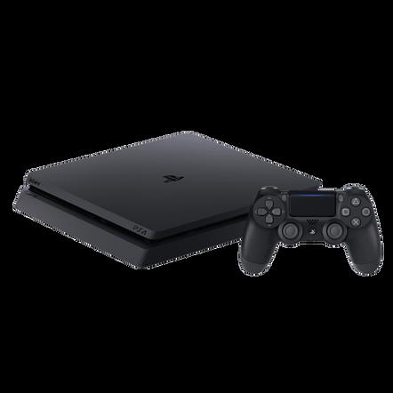 PlayStation4 Slim 1TB Console (Black), , hi-res