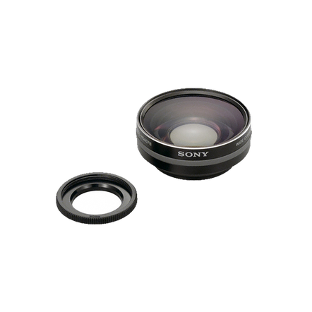 Wide Conversion Lens for Camcorder