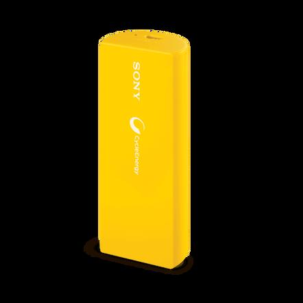 Portable USB Charger 2800mAH (Yellow), , hi-res