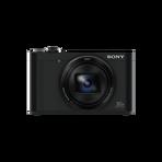 WX500 Digital Compact Camera with 30x Optical Zoom (Black), , hi-res