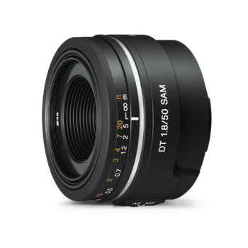 A-Mount DT 50mm F1.8 SAM Lens, , hi-res