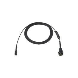 Flat Lavalier Microphone for Uwp Transmitters