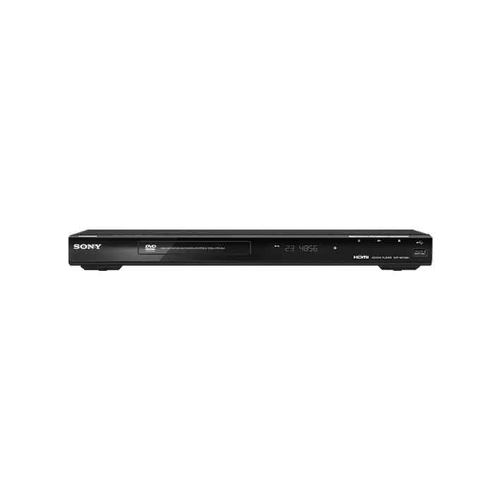 NS728 DVD Player (Black), , product-image