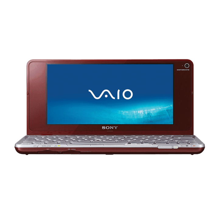 "8"" VAIO P (Garnet Red), , product-image"