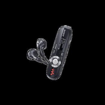 2GB B Series MP3 Walkman (Black), , hi-res