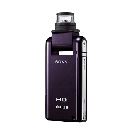 Bloggie Camera (Violet)