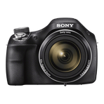 DSC-H400 Compact Camera with 63x Optical Zoom, , hi-res