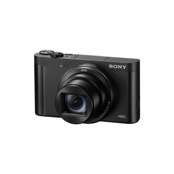 WX800 Compact High-zoom Camera with 4K Recording, , hi-res