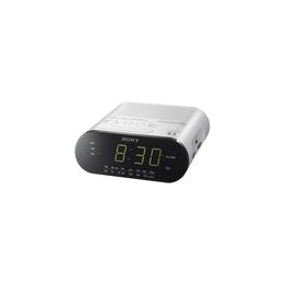 Clock Radio (White), , hi-res