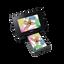 Digital Photo Frame / Printer (Black)