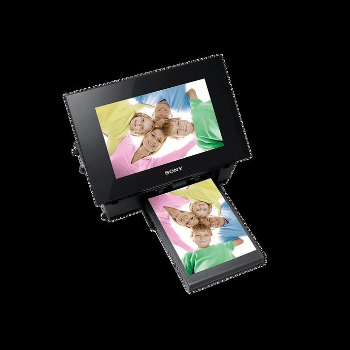 Digital Photo Frame / Printer (Black), , product-image