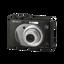 5.1 Megapixel W1 Series 3X Optical Zoom Cyber-shot Compact Camera (Black)