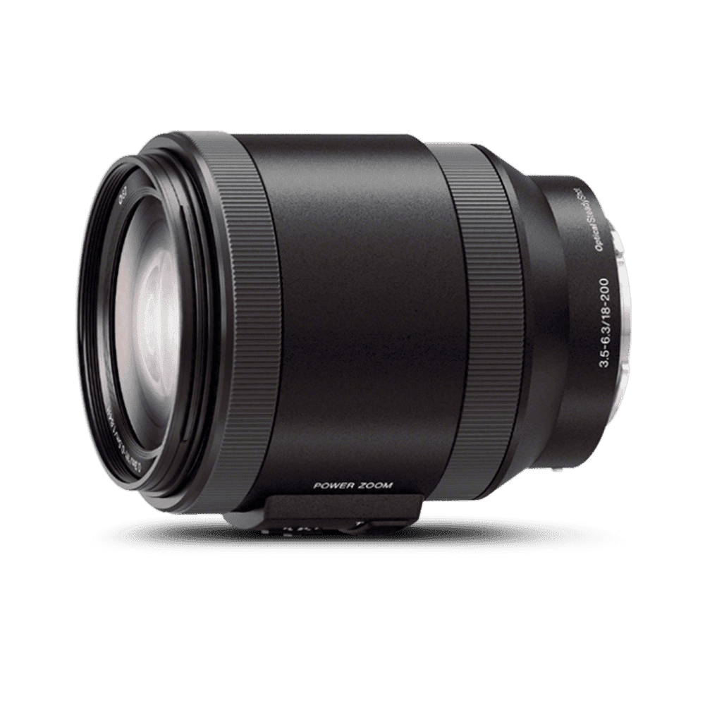 E-Mount PZ 18-200mm F3.5-6.3 OSS Lens, , product-image