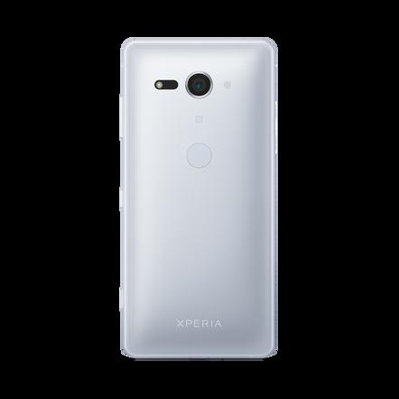 Xperia XZ2 Compact (White Silver)