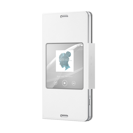 Smart Cover with Window Z3 SCR26 1287 5819, , hi-res