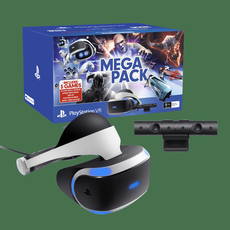 PS VR Mega Pack, , product-image