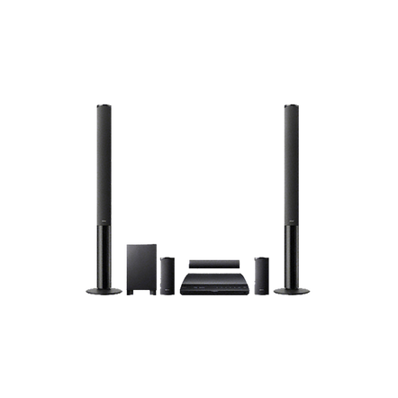 E880 5.1 Channel Blu-ray Disc? Home Theatre System