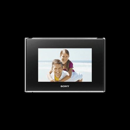 """7"""" Digital Photo Frame (Black), , hi-res"""