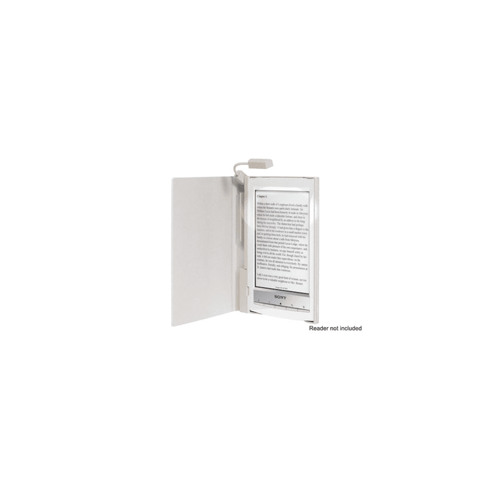 Cover with Light for PRS-T1 Reader (White), , product-image