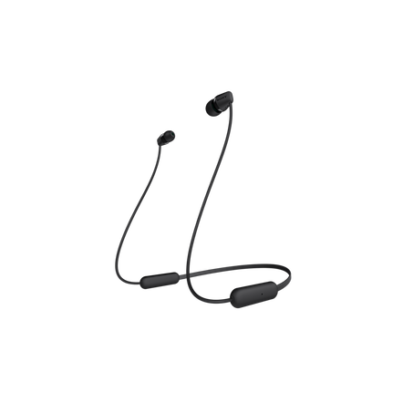 WI-C200 Wireless In-ear Headphones (Black), , hi-res