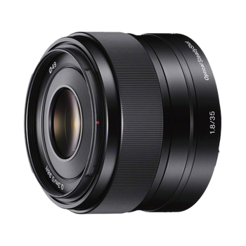 APS-C E-Mount 35mm F1.8 OSS Lens, , hi-res