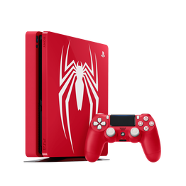 PlayStation 4 1TB Marvel's Spider-Man Limited Edition Console with a Game, , hi-res