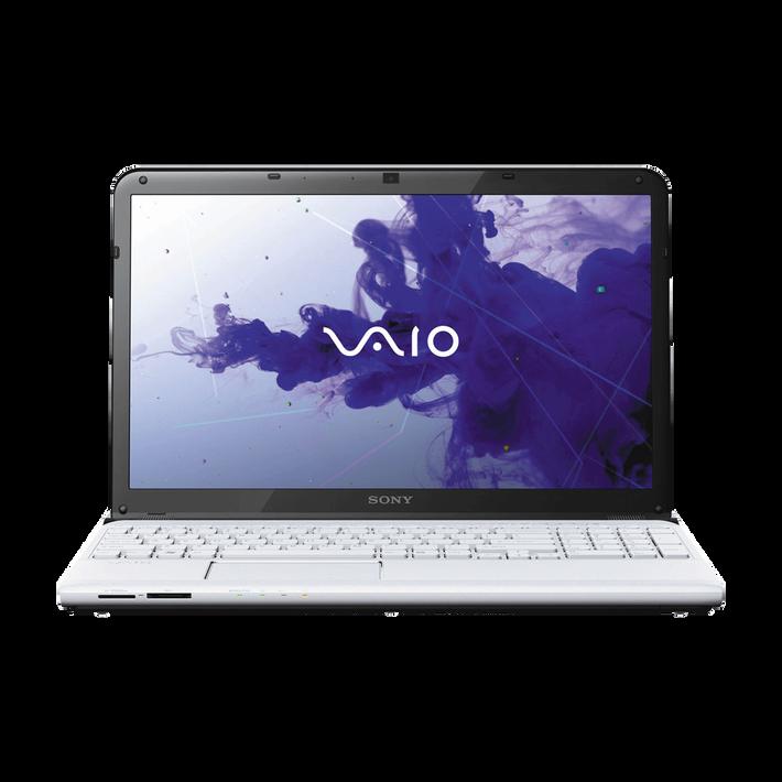 "15.5"" VAIO E Series 15 (White), , product-image"