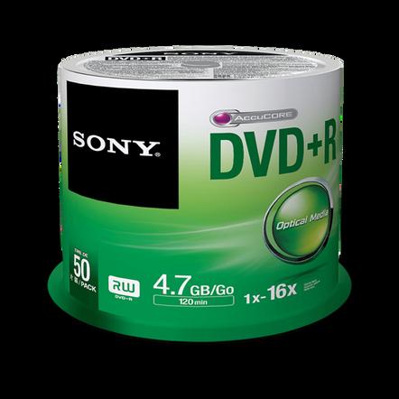 50-Pack DVD-R Disc, , hi-res
