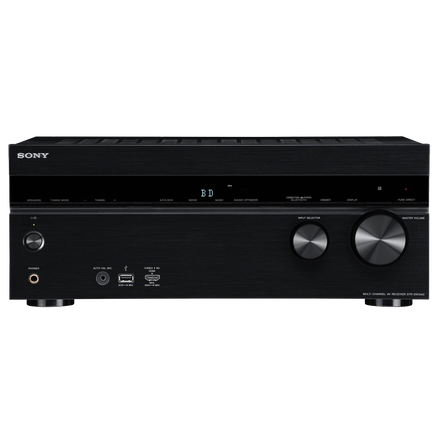 7.2 Channel 4K Upscaling Network AV Receiver