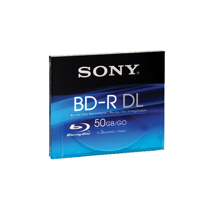 50GB Blu-ray Disc (Write Once), , product-image