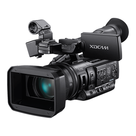 1/3 3CMOS XDCam Solid State Memory Handy Camcorder, , hi-res