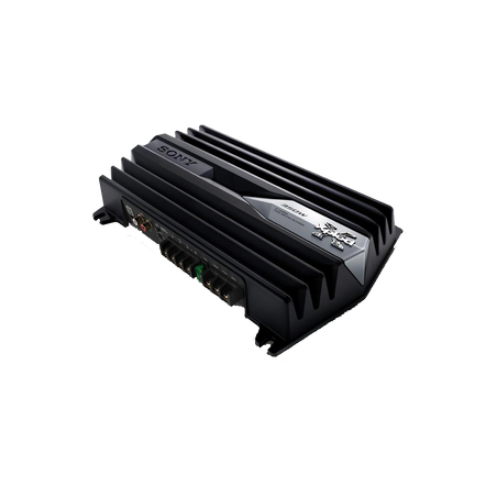 In-Car GTX6020 Xplod Amplifier