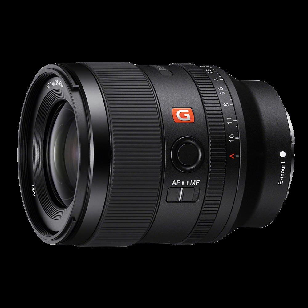 SEL35F14GM Full Frame E-Mount 35mm F1.4 G-Master Lens