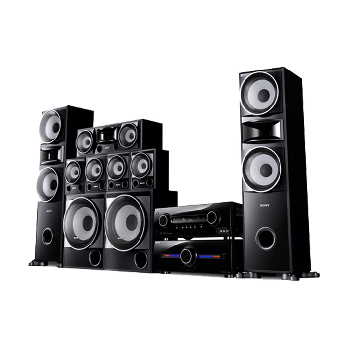7.2 Channel Home Theatre Component System, , product-image