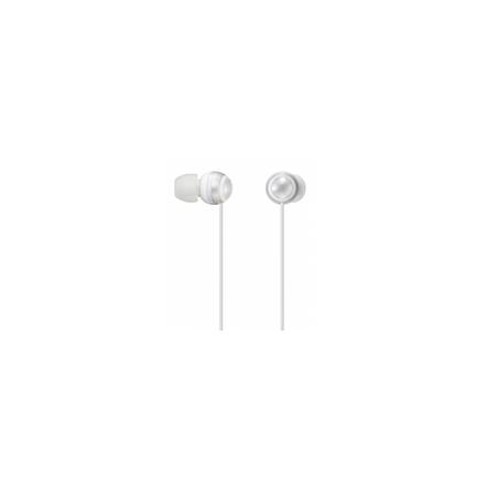 EX40 In-Ear Headphones (Silky White)