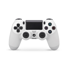 PlayStation4 DualShock Wireless Controller (White)