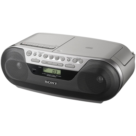 CD Radio Cassette Player, , hi-res