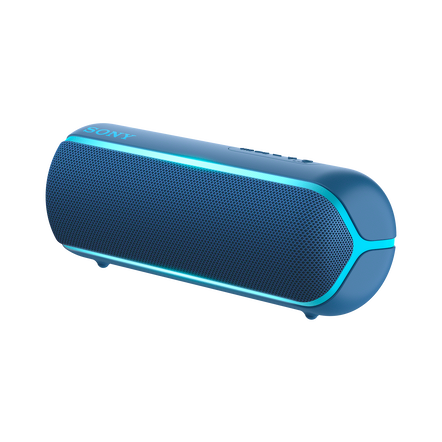 XB22 EXTRA BASS Portable BLUETOOTH Speaker (Blue), , hi-res