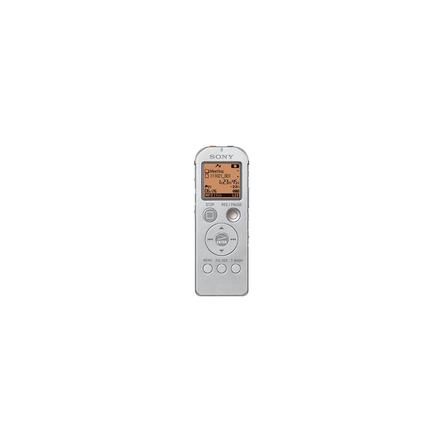 4GB UX Series Digital Voice Recorder (Silver), , hi-res