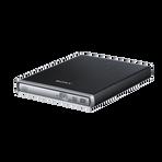 External Slim USB DVD Burner Retail, , hi-res