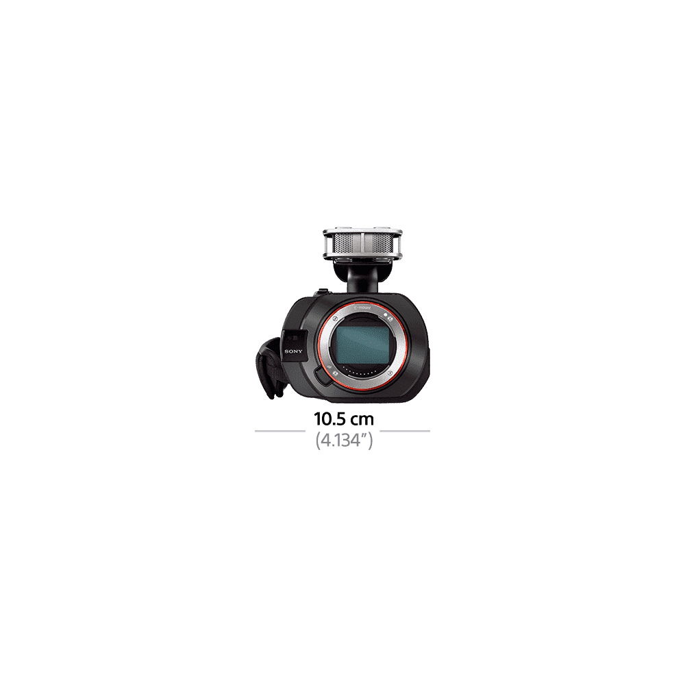 VG900 Interchangeable-Lens Full-Frame Handycam, , product-image