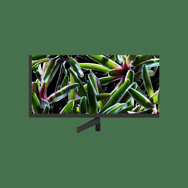 "55"" X70G LED 4K Ultra HD High Dynamic Range Smart TV, , product-image"