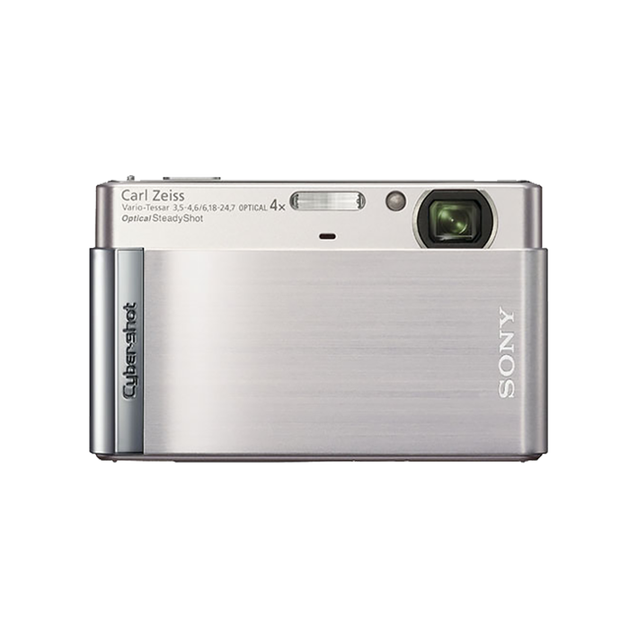 12.1 Mega Pixel T Series 4x Optical Zoom Cyber-shot (Silver), , product-image