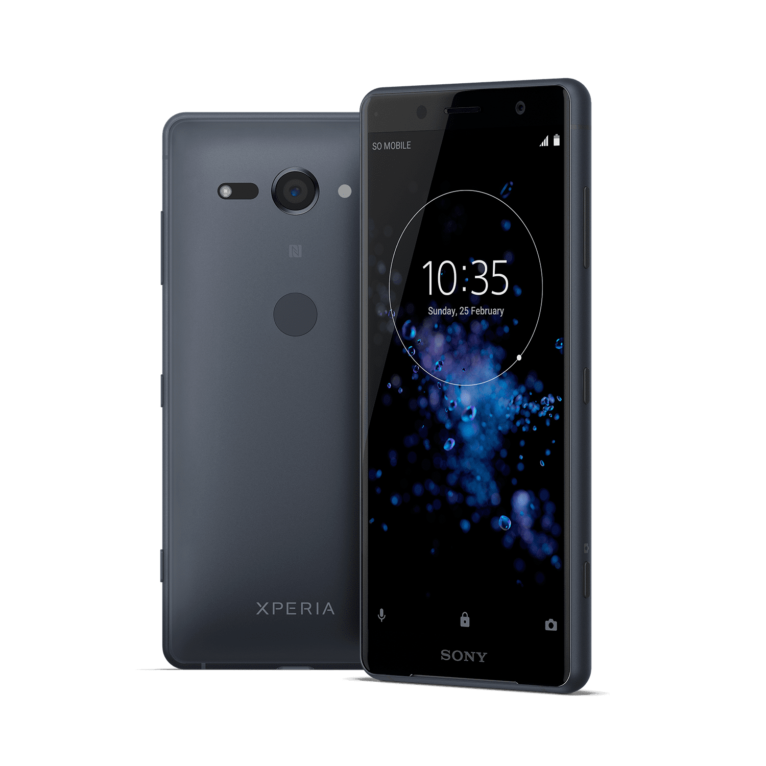 Xperia XZ2 Compact (Black), , product-image