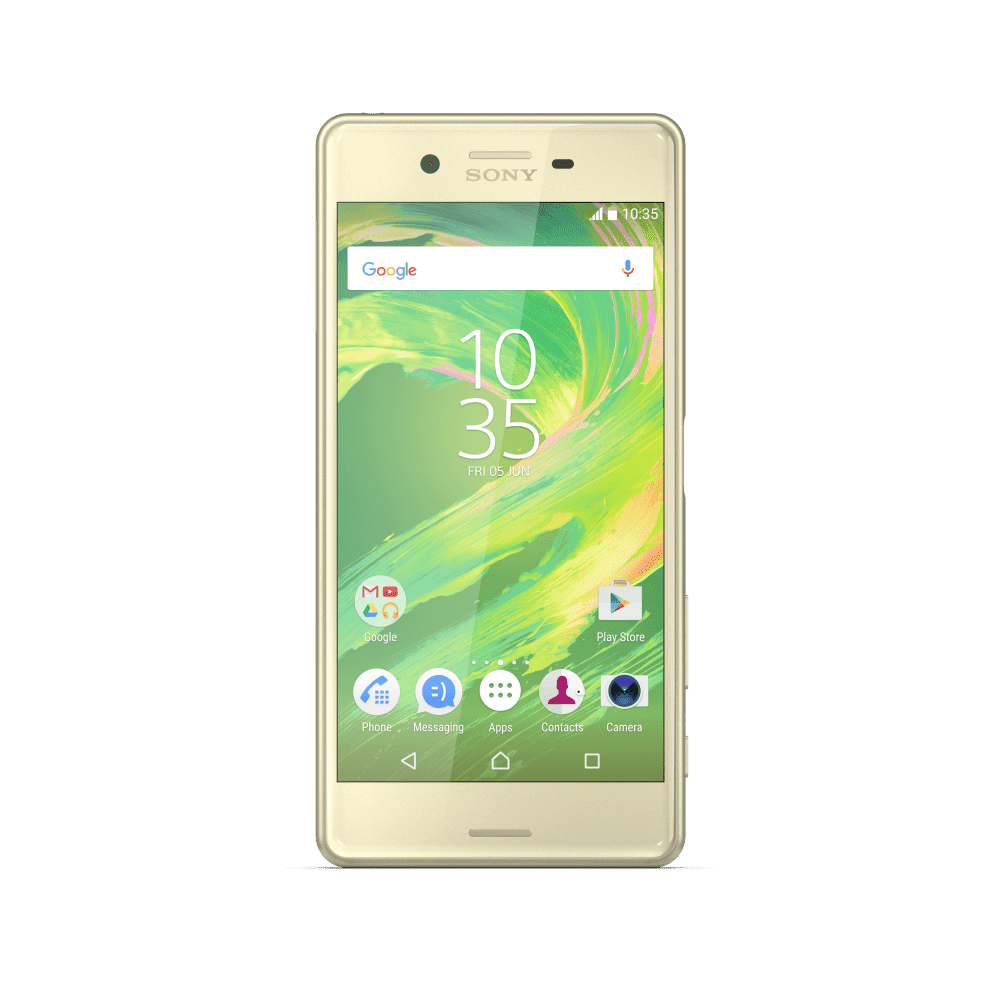 Xperia X Performance (Lime Green), , product-image
