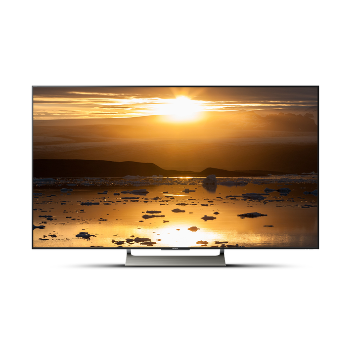 "49"" X9000E 4K HDR TV with X-tended Dynamic Range PRO, , product-image"