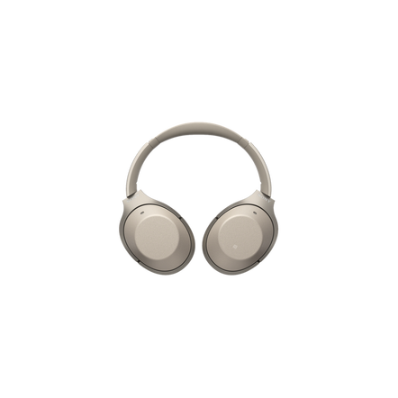 WH-1000XM Wireless Noise Cancelling Headphones (Gold)
